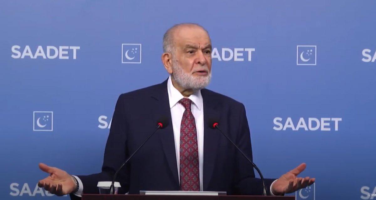 Temel Karamollaoğlu ndan  Cumhurbaşkanı adaylığı  sorusuna yanıt  #2