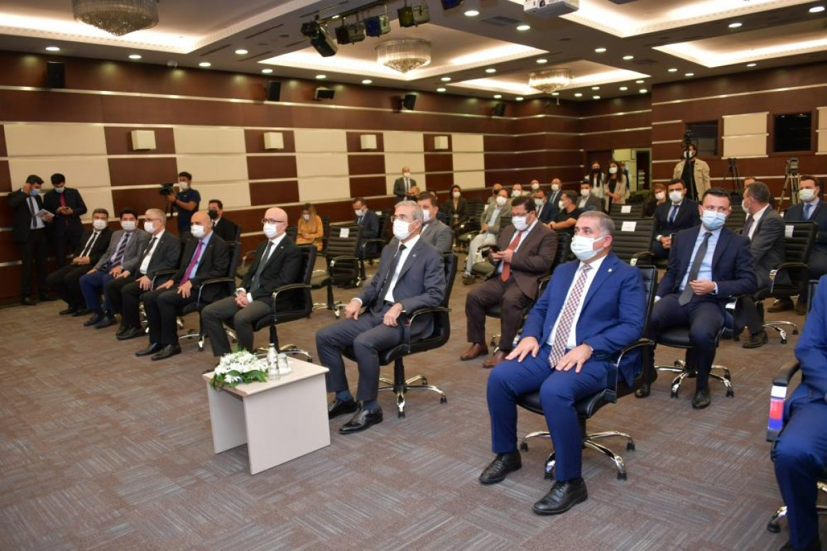Savunma Sanayii Başkanı İsmail Demir: SSB Yapay Zeka Platformu'nu hizmete açacağız #1