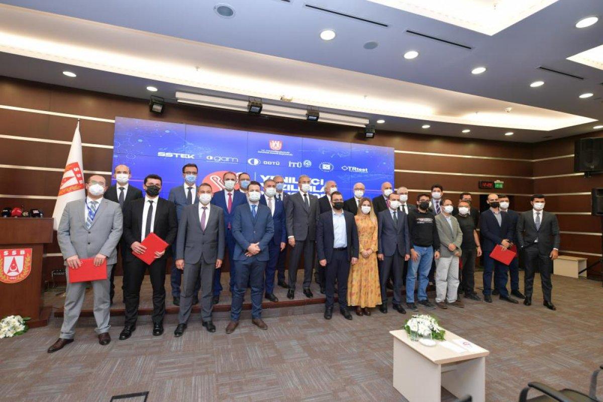 Savunma Sanayii Başkanı İsmail Demir: SSB Yapay Zeka Platformu'nu hizmete açacağız #8