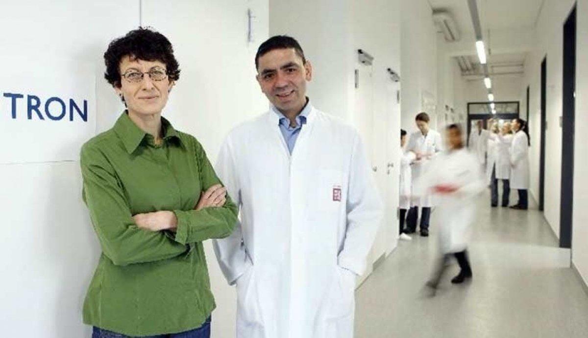 Uğur Şahin ile Özlem Türeci, koronavirüsün yeni mutasyonlarına karşı uyardı #3
