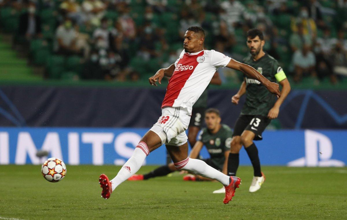 Sporting Lizbon Ajax a 1-5 mağlup oldu #2