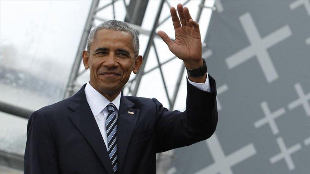 Barack Obama: Başkan olarak ilk yurt dışı turumda İstanbul u ziyaret ettim ve bu harikaydı #1