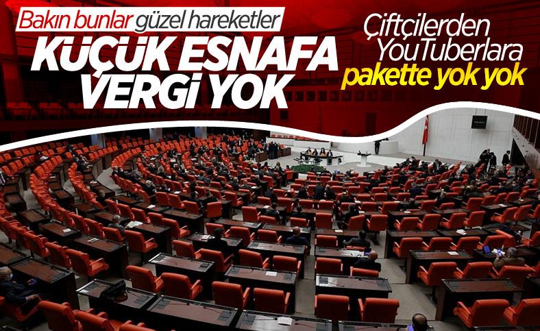 AK Parti'nin 56 maddelik yeni ekonomi paketinin ayrıntıları