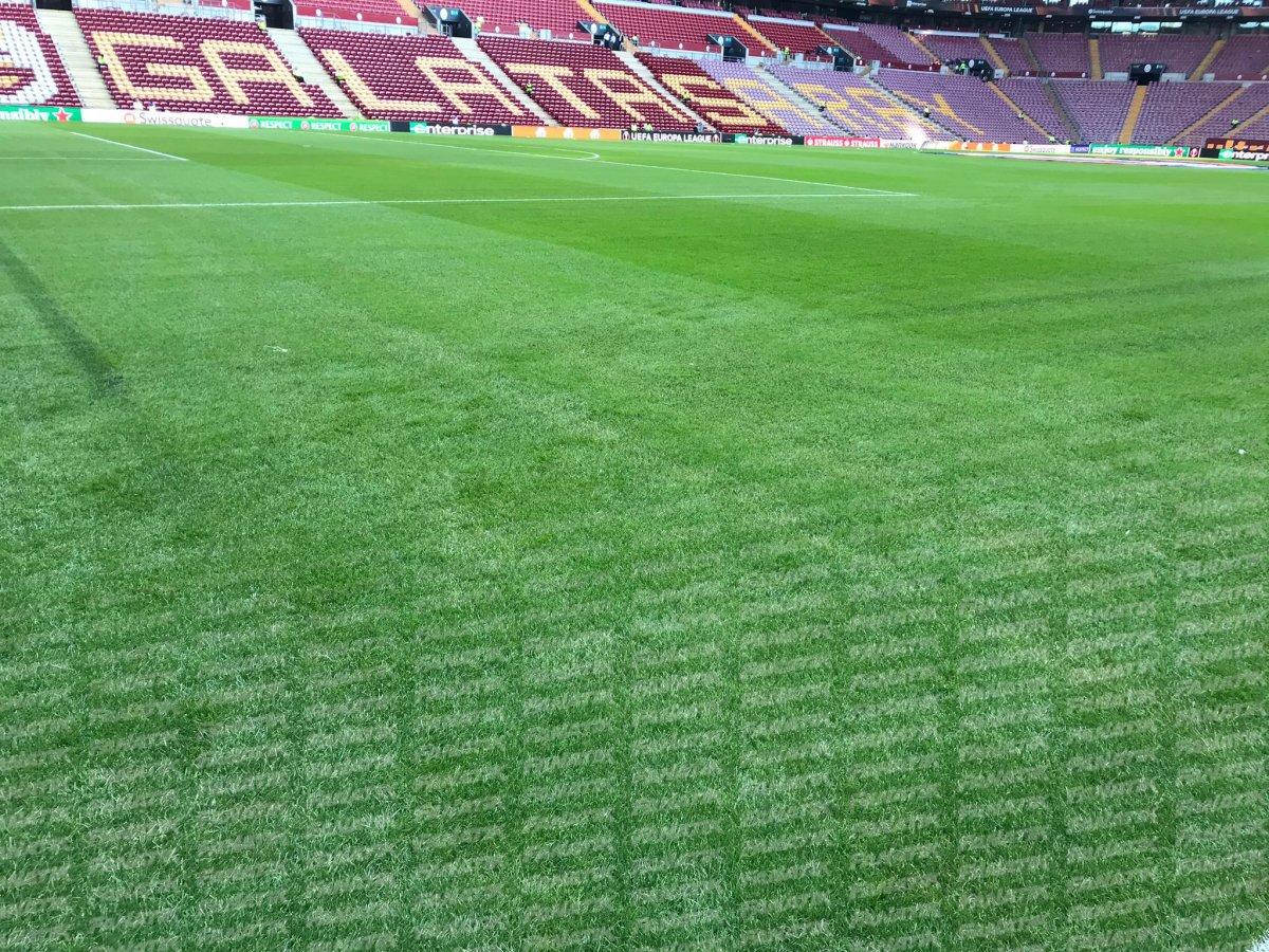 Galatasaray ın stadındaki muhteşem değişim #4