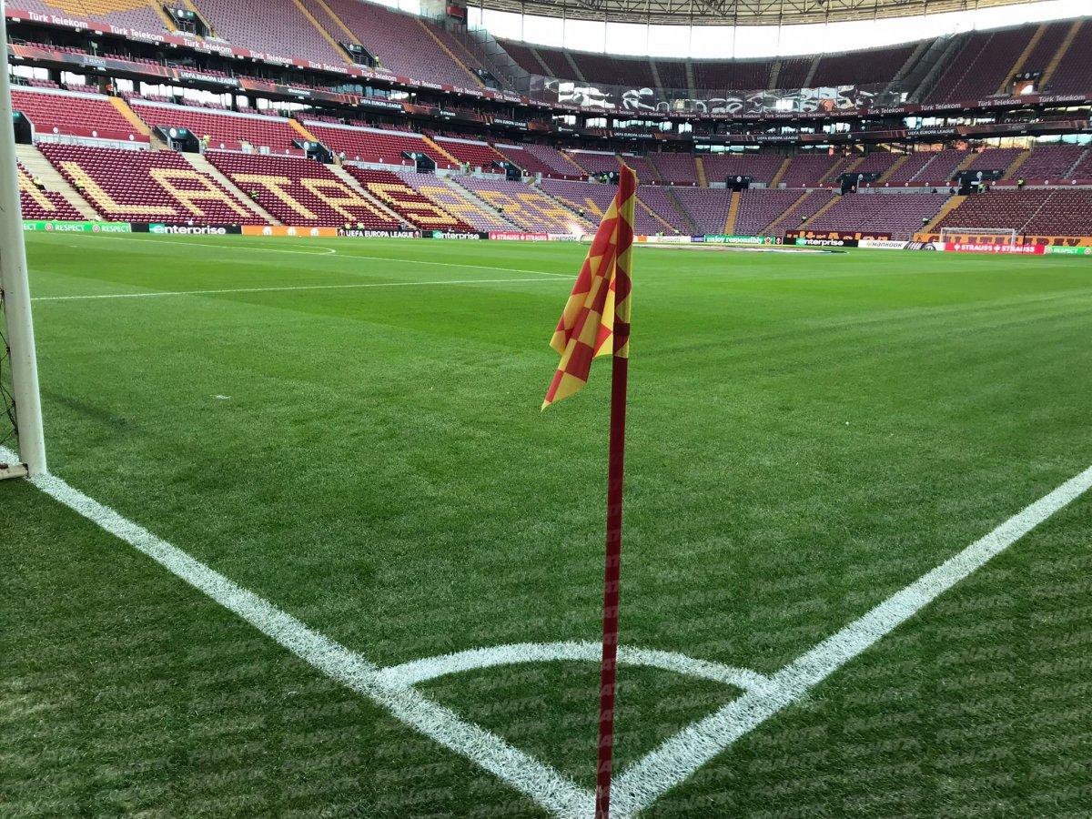 Galatasaray ın stadındaki muhteşem değişim #3