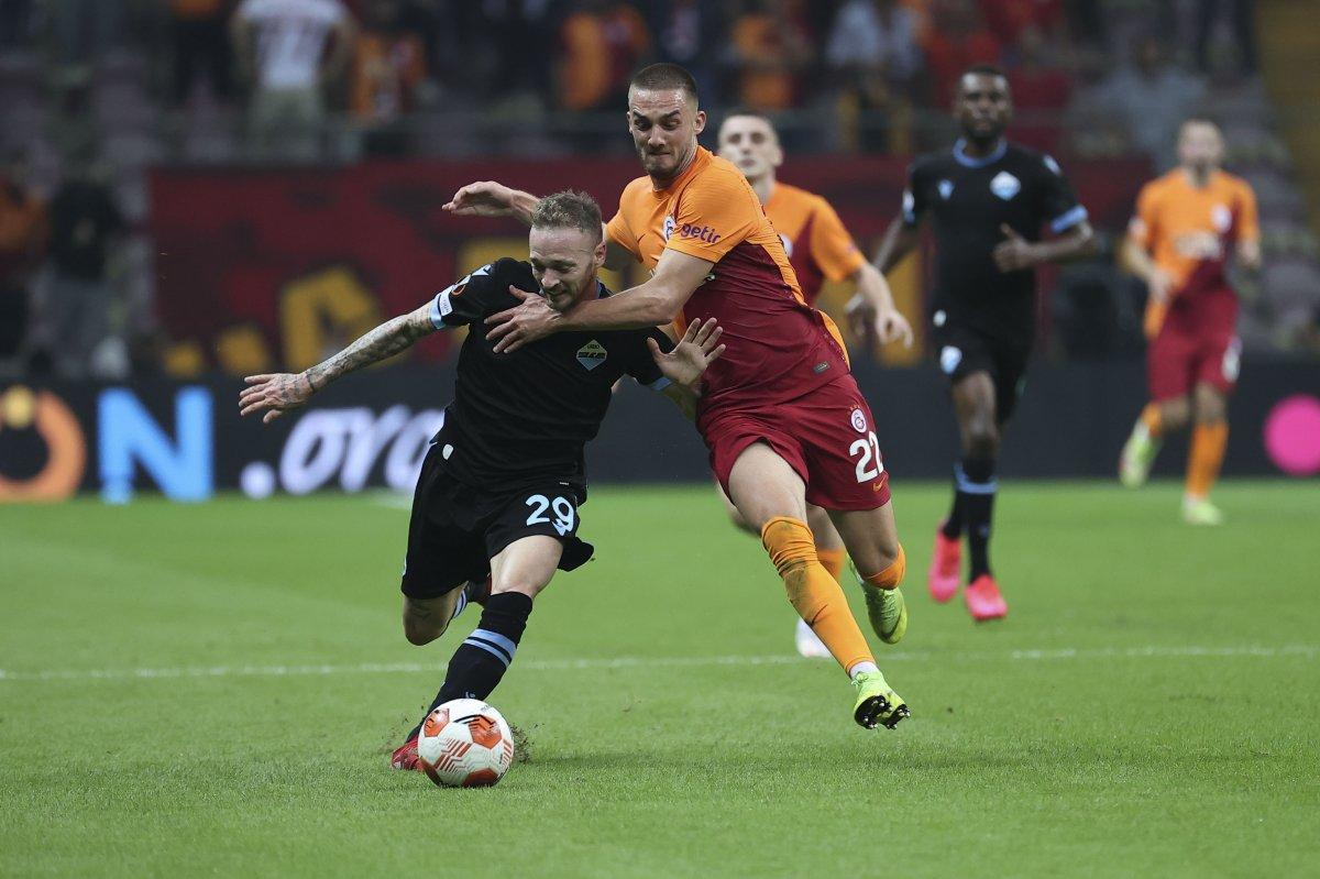 Galatasaray, Lazio yu tek golle mağlup etti #2