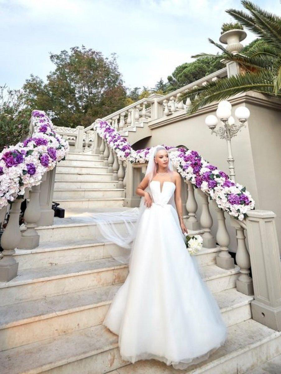 Ece Seçkin evlendi #2