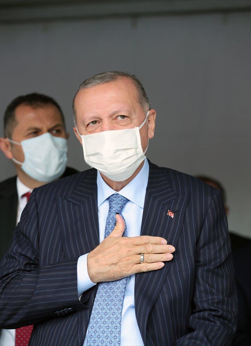 Cumhurbaşkanı Erdoğan, Kırşehir de esnaf buluşmasında konuştu  #3