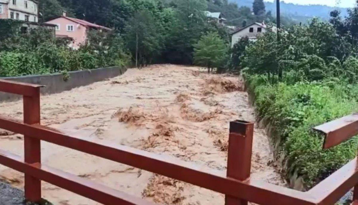 Sağanak yağış, birçok ilde su baskınlarına neden oldu #2