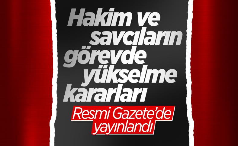 HSK atamaları Resmi Gazete'de yayınlandı