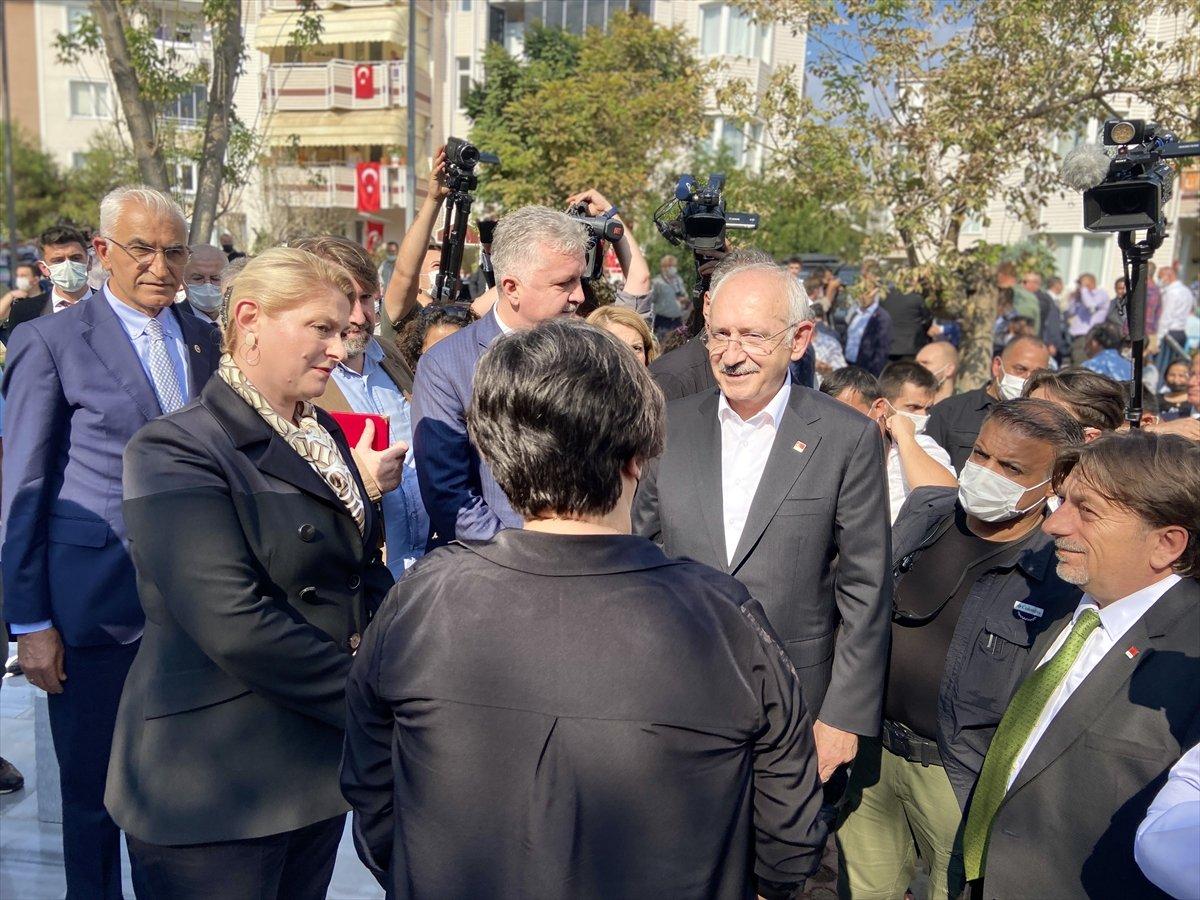 Kemal Kılıçdaroğlu, Lüleburgaz da Balkan Göç Anıtı nın açılışını yaptı #4