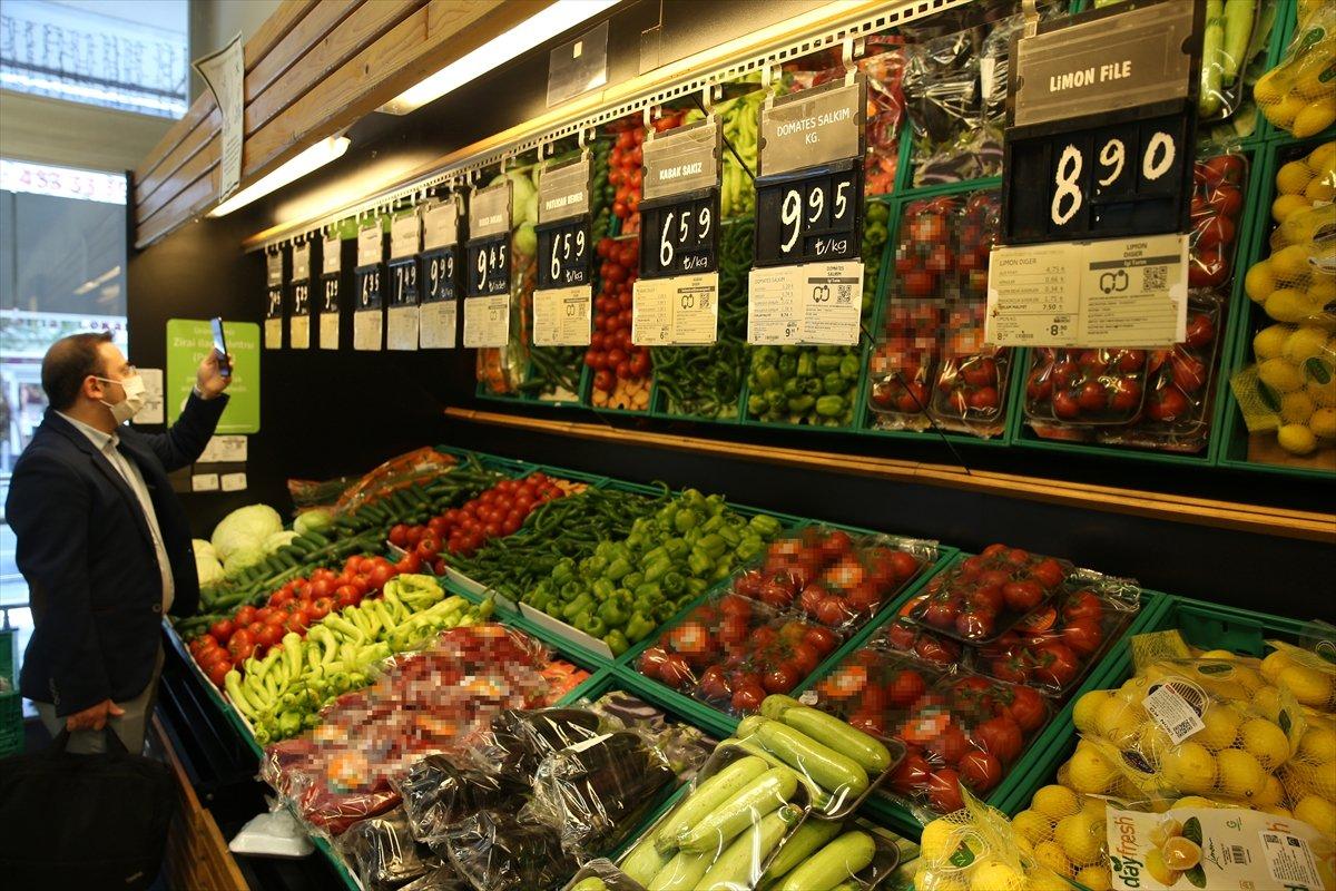 İstanbul da marketlere eş zamanlı fiyat ve etiket denetimi #4