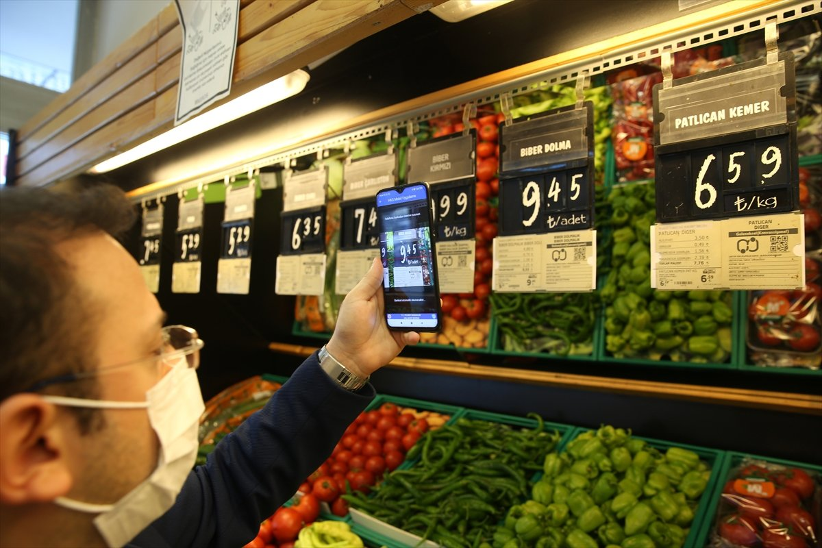 İstanbul da marketlere eş zamanlı fiyat ve etiket denetimi #5