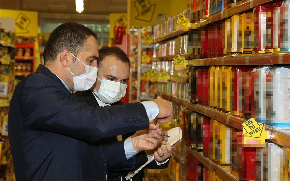 İstanbul da marketlere eş zamanlı fiyat ve etiket denetimi #2