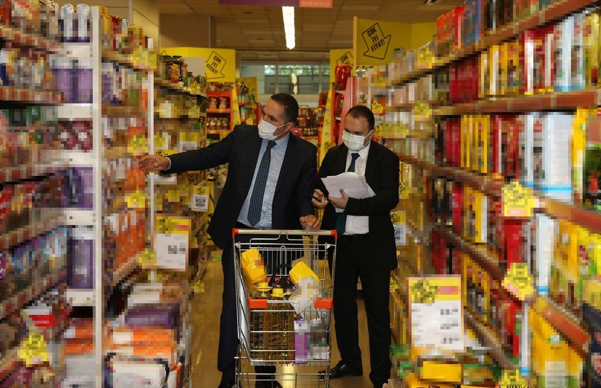 İstanbul da marketlere eş zamanlı fiyat ve etiket denetimi #6