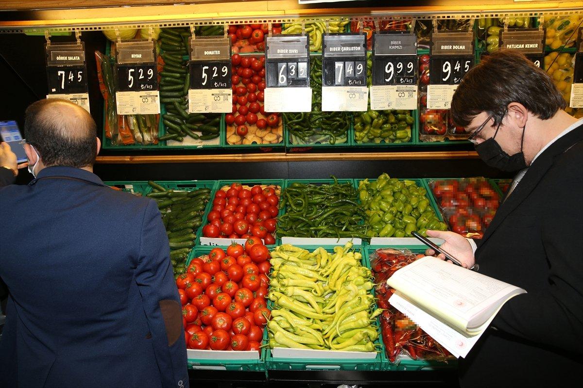 İstanbul da marketlere eş zamanlı fiyat ve etiket denetimi #3