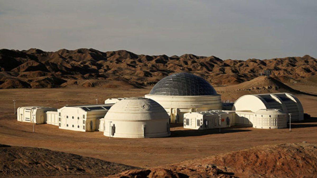 Bilim insanları, astronotların kanından beton elde edecek