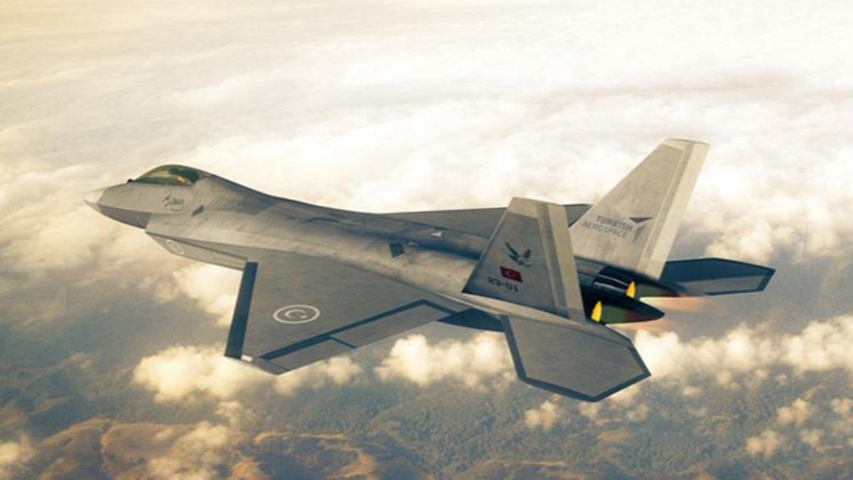 Milli savaş uçağı için dijital ikiz çalışmaları başladı