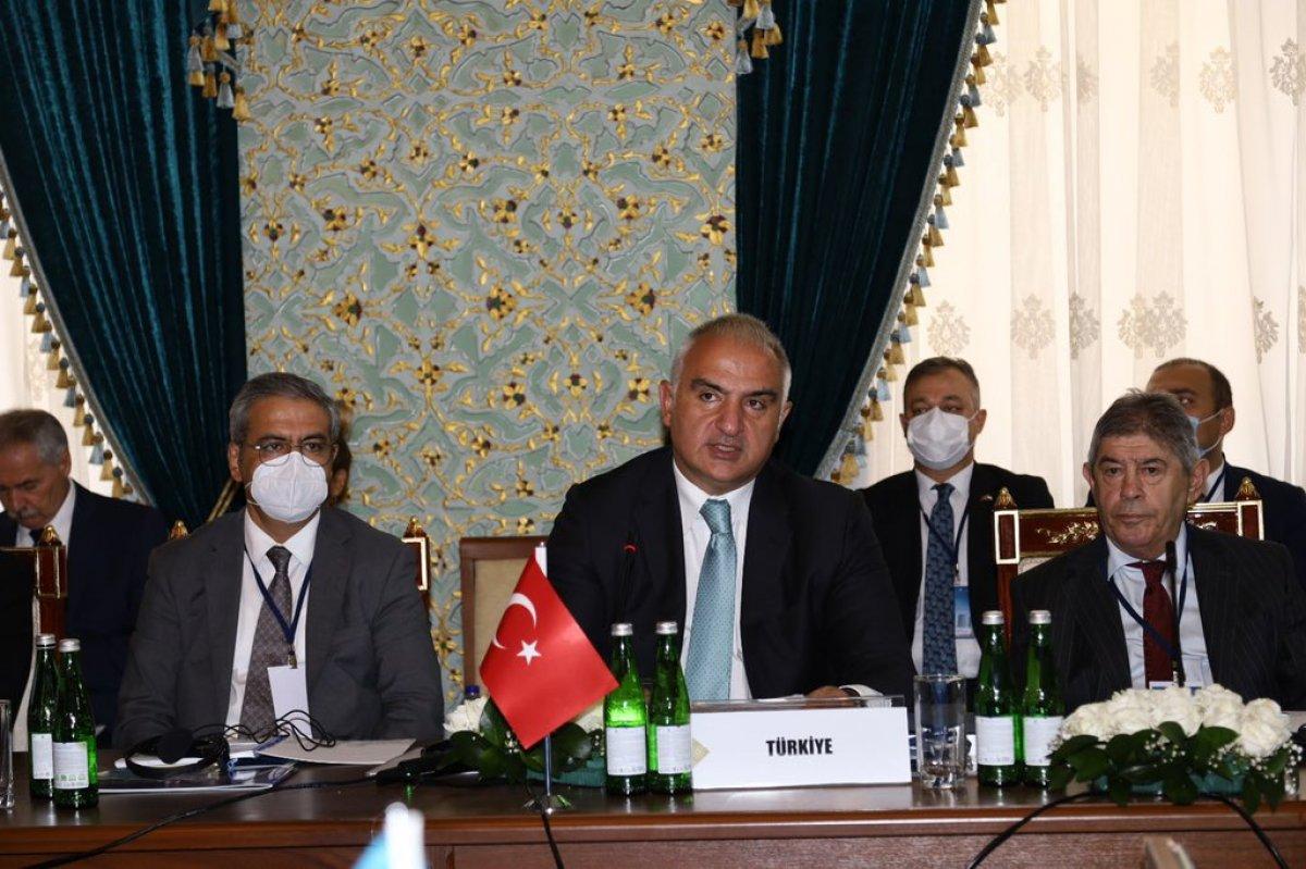 Türk Dünyası Kültür Başkenti unvanı Bursa ya verildi #3
