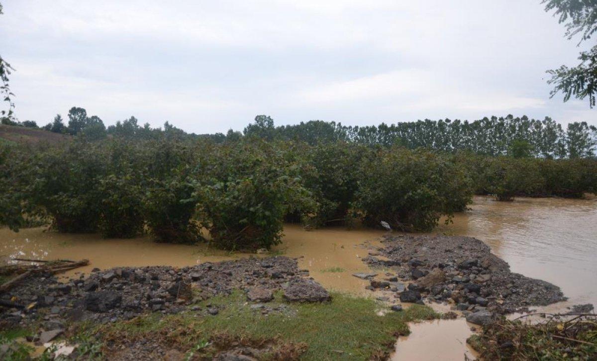 Sağanak yağış, birçok ilde su baskınlarına neden oldu #5