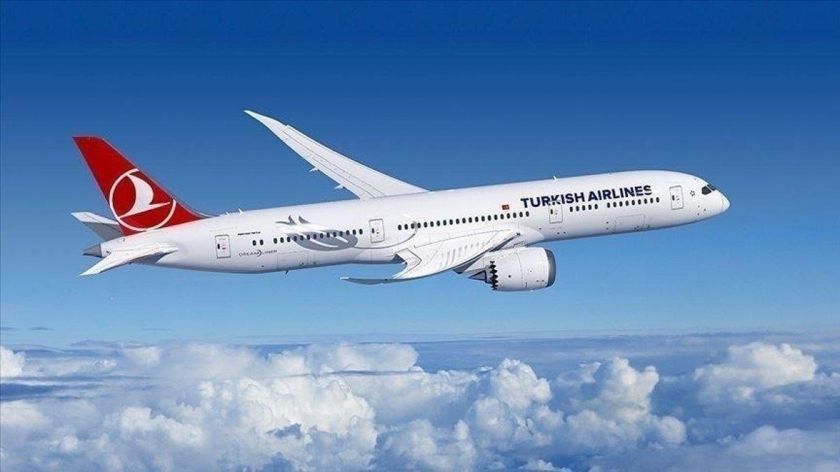THY ye  En İyi 10 Uluslararası Hava Yolu  kategorisinde ödül verildi #1
