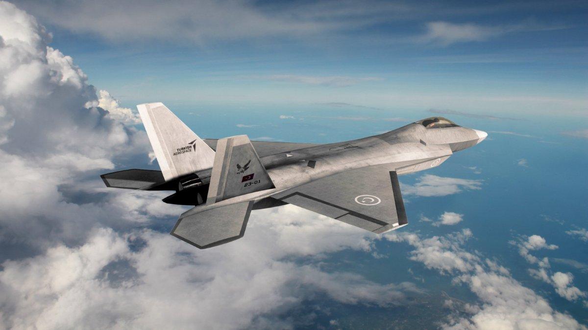 Bayraktar TB3 ve Milli Savaş Uçağı bir yıl arayla göklerde olacak #6