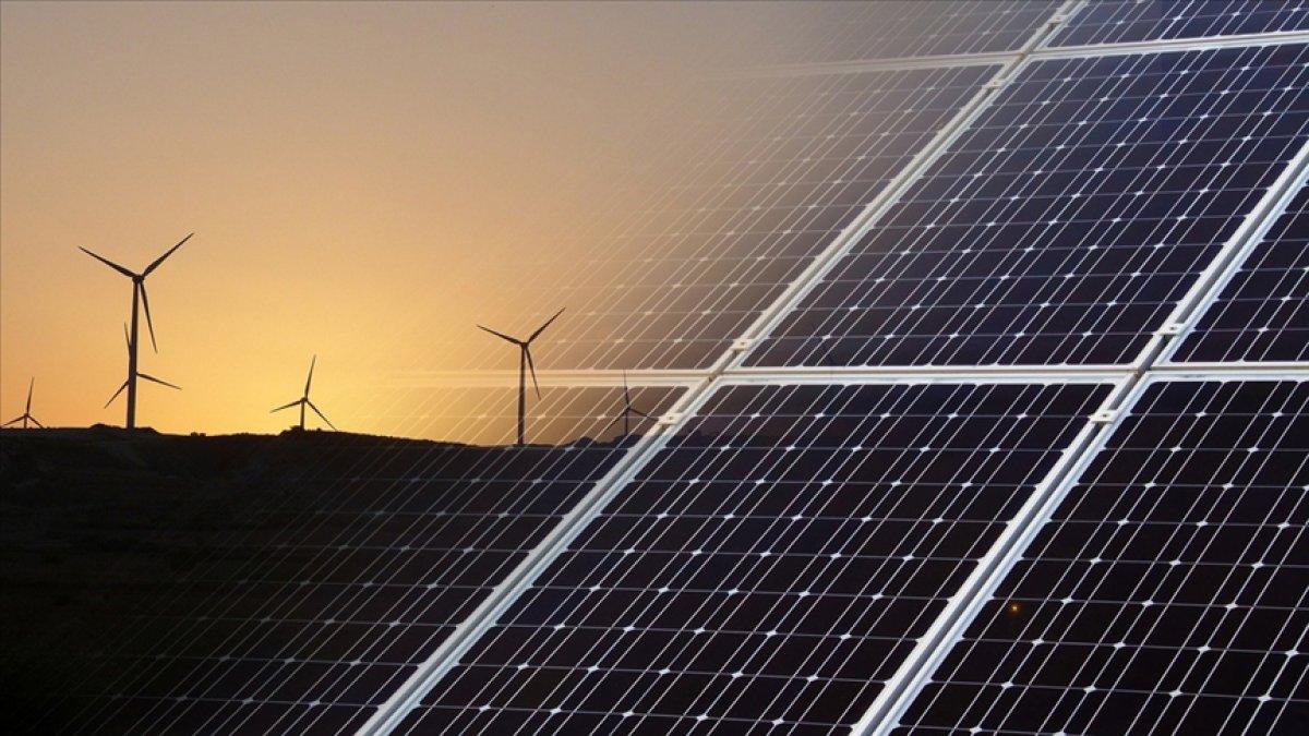 Türkiye de temiz enerji yatırımları 66 milyar dolar oldu #1