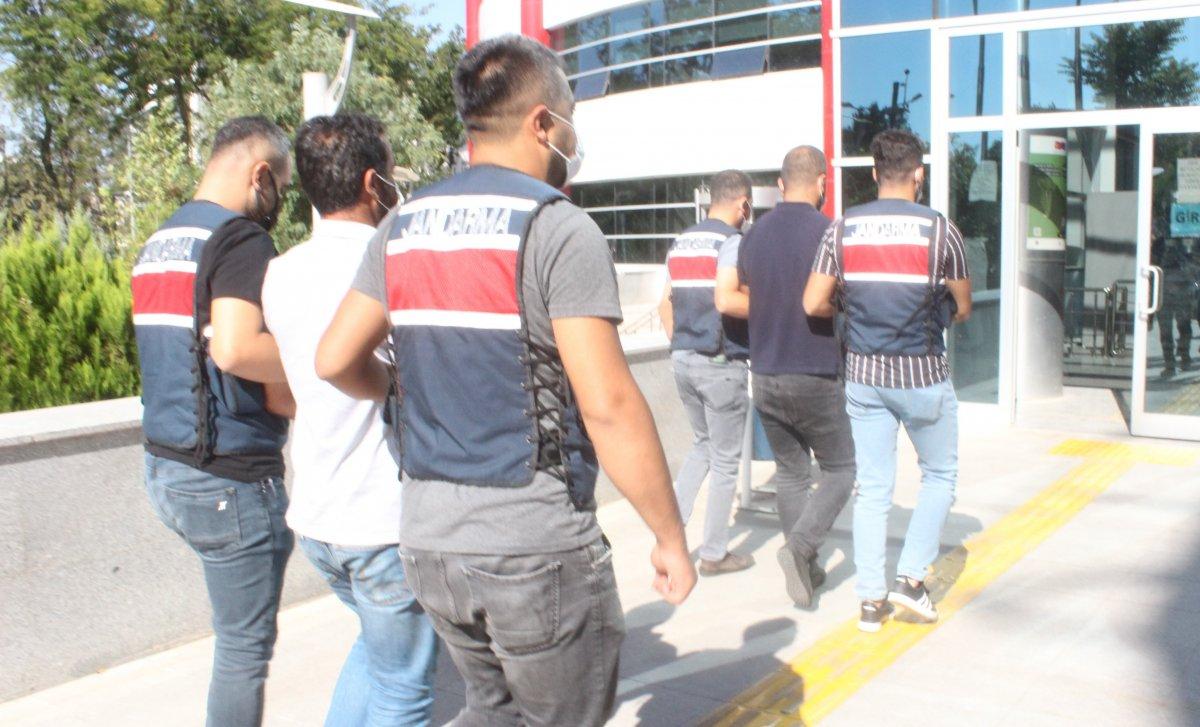 Adıyaman da teröristlere erzak taşıyanlara operasyon #2