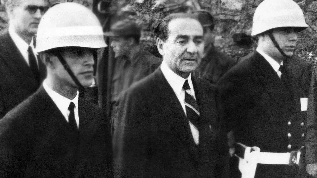 Adnan Menderes 60. ölüm yıl dönümünde anılıyor #4