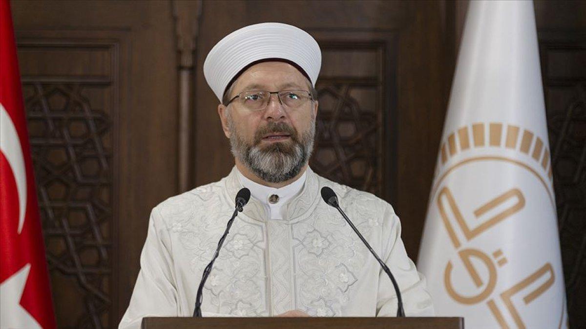 Diyanet İşleri Başkanlığı na Prof. Dr. Ali Erbaş yeniden atandı #2
