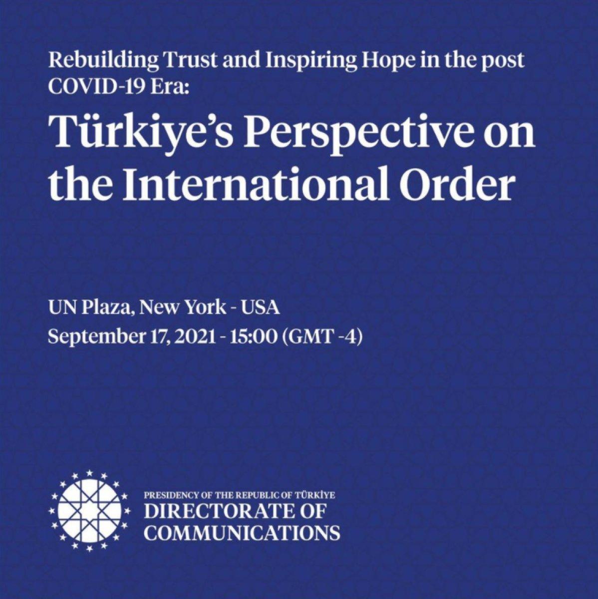 Fahrettin Altun: Türkiye ABD de uluslararası panel düzenleyecek #2