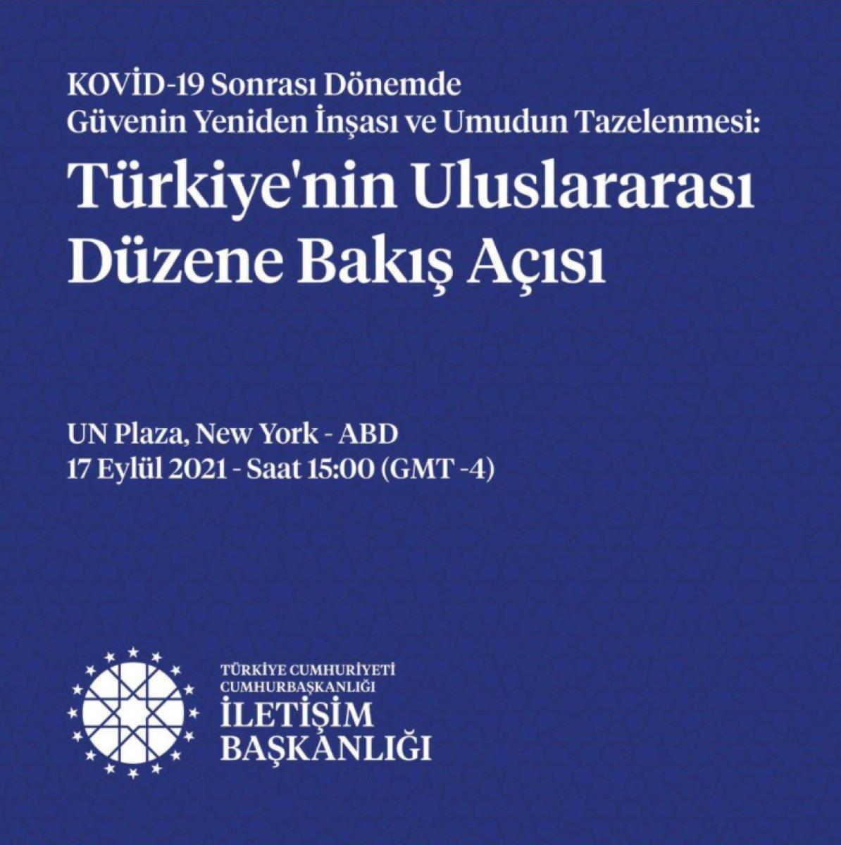 Fahrettin Altun: Türkiye ABD de uluslararası panel düzenleyecek #1
