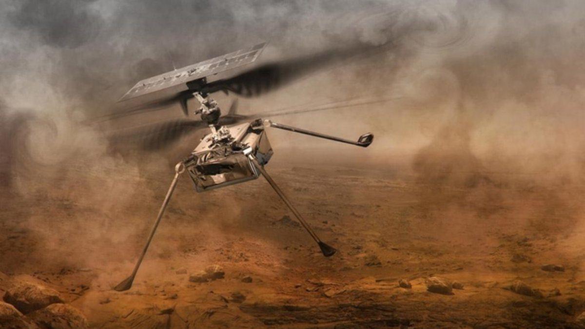 Çin, süpersonik Mars droneu geliştiriyor
