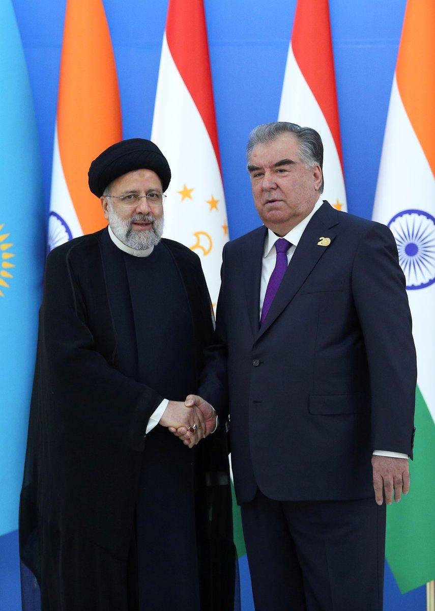 İran, Şanghay İşbirliği Örgütü nün tam üyesi oldu #1