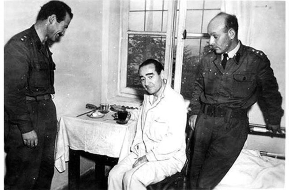 Menderes in idamını fotoğrafladı: 15-20 gün uyuyamadım #1