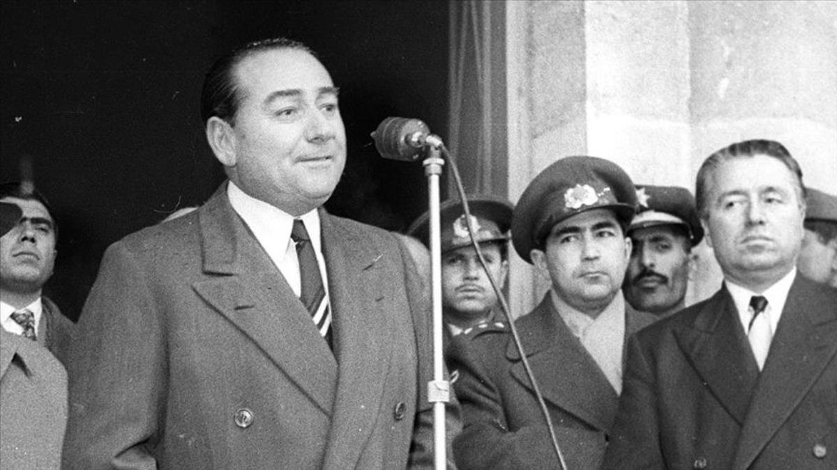 Adnan Menderes 60. ölüm yıl dönümünde anılıyor #2