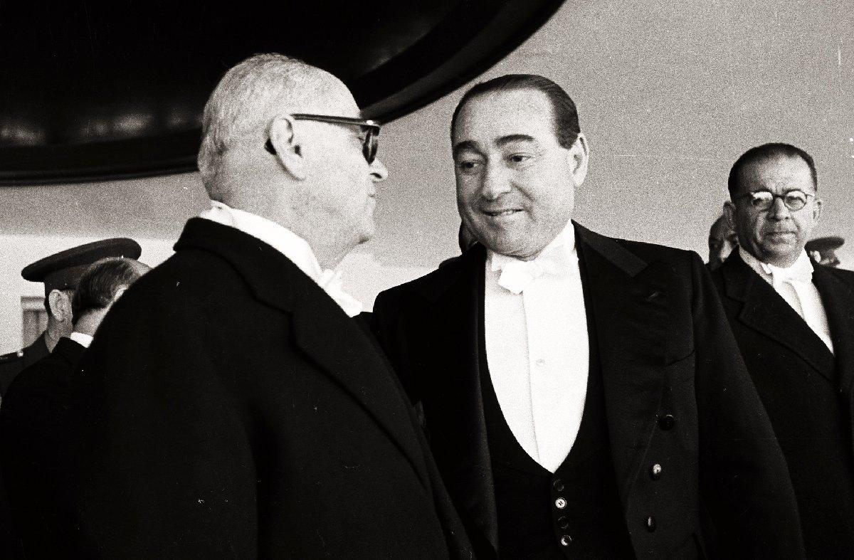 Adnan Menderes 60. ölüm yıl dönümünde anılıyor #1