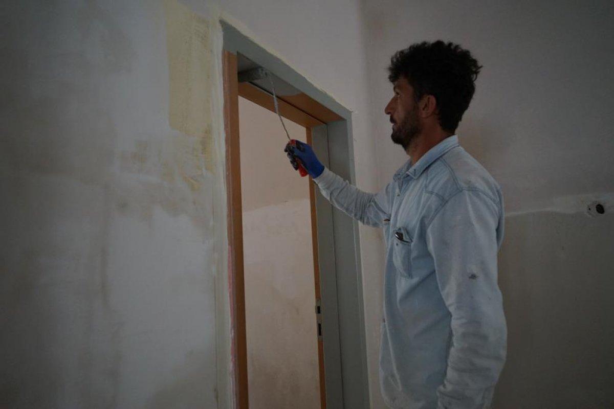 Kastamonu da selden etkilenen Bozkurt'ta okullar açılıyor #3
