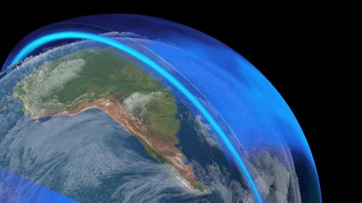 Ozon tabakasındaki delik büyümeye devam ediyor
