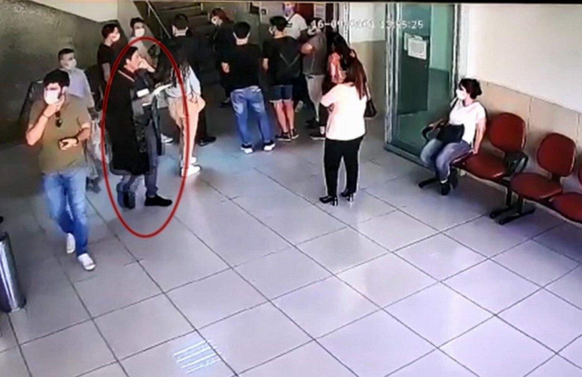 Siirt te sahte avukat duruşmada yakalandı #3