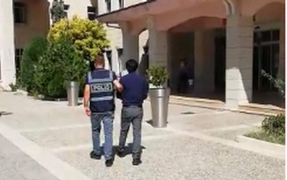 Siirt te sahte avukat duruşmada yakalandı #4