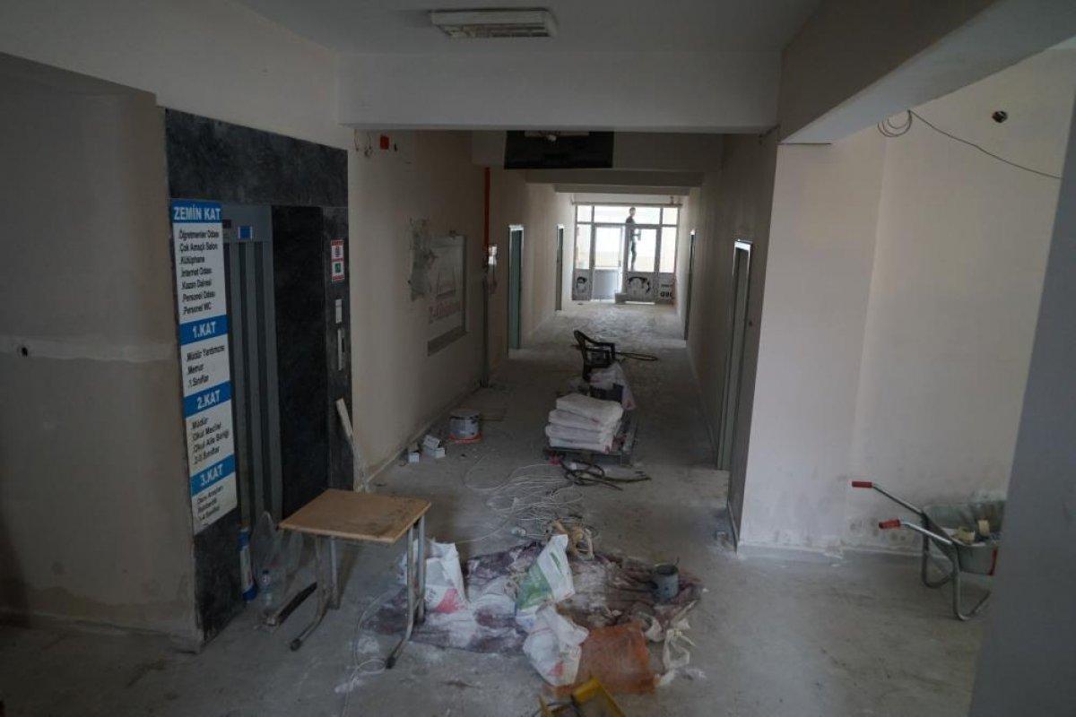 Kastamonu da selden etkilenen Bozkurt'ta okullar açılıyor #2