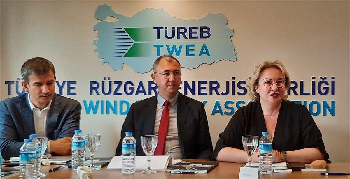Rüzgar enerjisi proje gücü 17 bin megavatı aşacak #1
