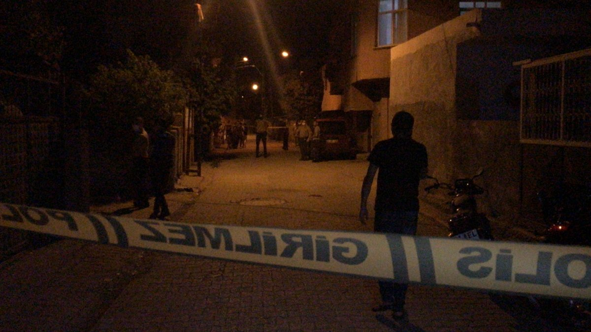 Adana da düğünde silahlı kavga çıktı: 6 yaralı #1
