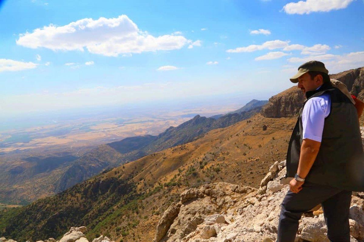 Terörden kurtarılan Cudi Dağı milli park olacak  #6