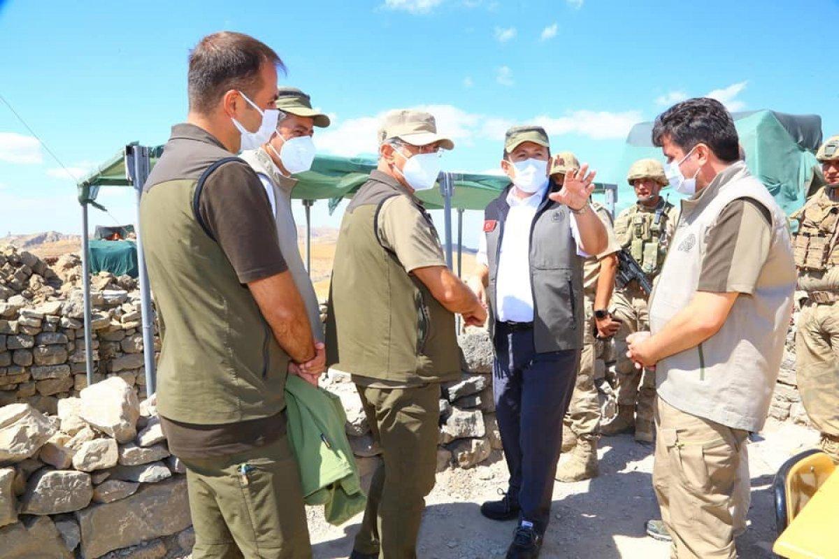 Terörden kurtarılan Cudi Dağı milli park olacak  #3