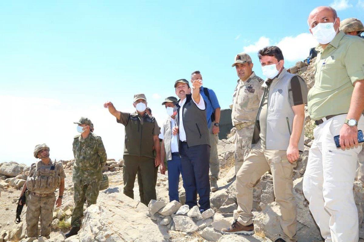 Terörden kurtarılan Cudi Dağı milli park olacak  #2