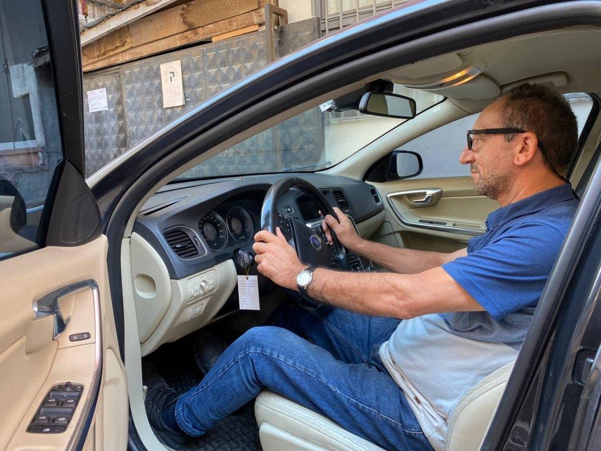 Üsküdar da aldığı aracın önü benzinli arkası dizel çıktı #1