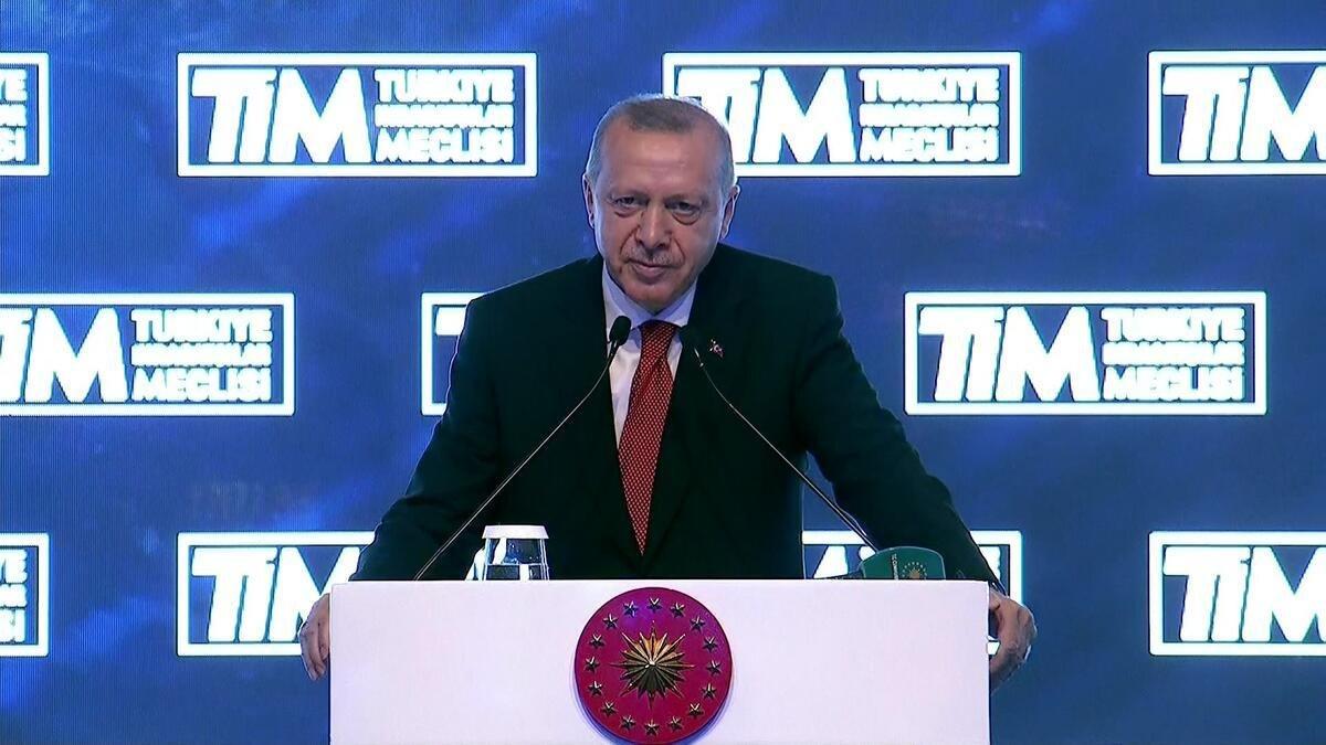 Cumhurbaşkanı Erdoğan: İhracatı Geliştirme Fonu oluşturuyoruz #2