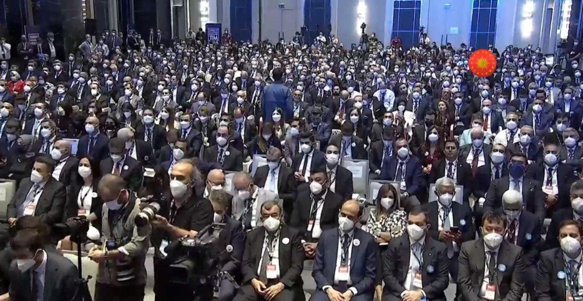 Cumhurbaşkanı Erdoğan, TİM Genel Kurulu'na katıldı  #5